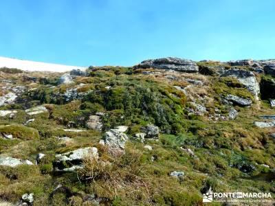 Parque Natural del Lago de Sanabria - rutas senderismo madrid;viaje senderismo españa